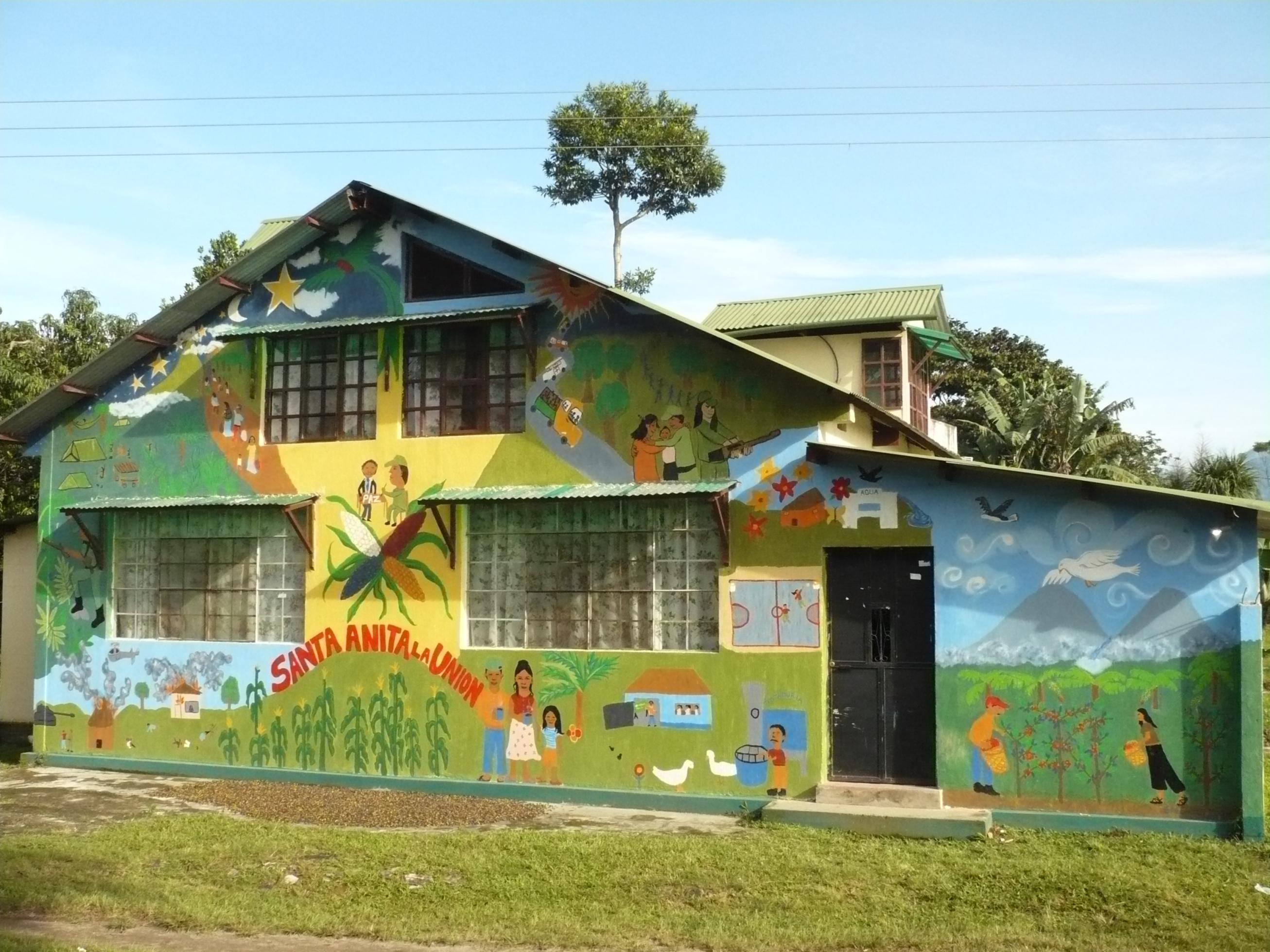 Mural de SantaAnita